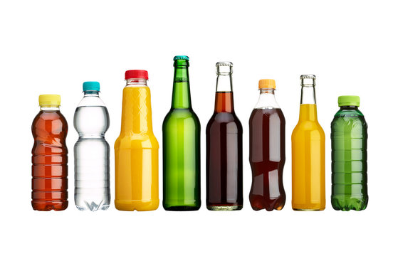 Verschiedene Flaschen
