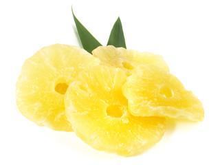 Trockenfrüchte - Ananas