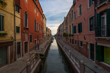Venice city architecture, Italy