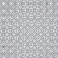 seamless pattern baroque grey artistic