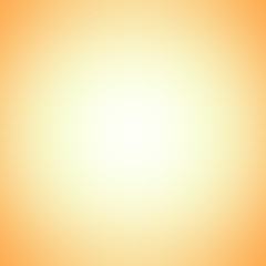Orange gradient background / Scarlet color background
