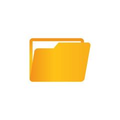 Business folder document icon vector illustration graphic design