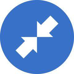 arrows-hitting Icon