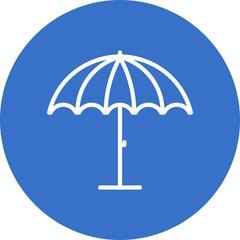 beach-umbrella  icon