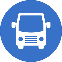 bus-front icon