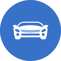 camaro-car-front icon