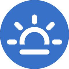 dawn-sun-blunting icon