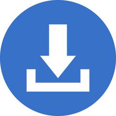 download-arrow icon