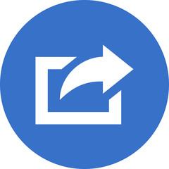 export-arrow icon