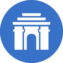 new-york-arch icon