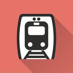 Metro vector icon