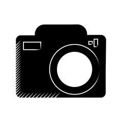 photo camera picture image pictogram vector illustration eps 10