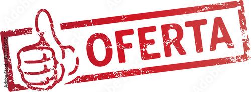 stempel oferta stockfotos und lizenzfreie vektoren auf bild 137310945. Black Bedroom Furniture Sets. Home Design Ideas