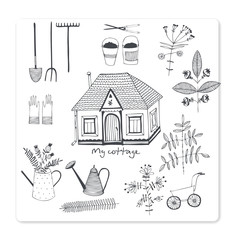 home and garden tools
