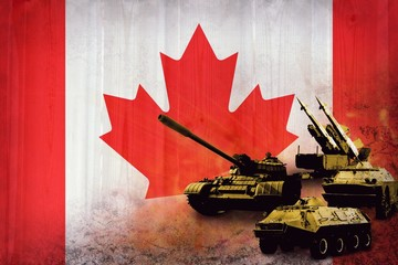 Canada army, military forces