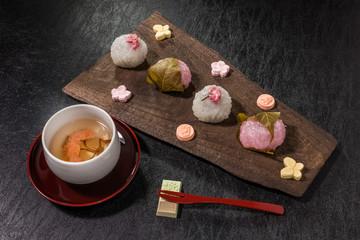 お茶会  Tea party of Japan