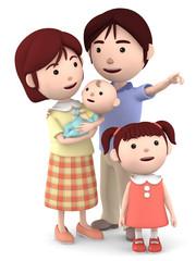 4人家族07