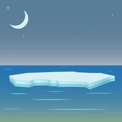 Ice floe