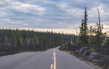 Western Oregon Highway