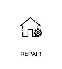 Repair flat icon