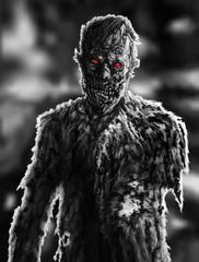 zombie businessman drawing
