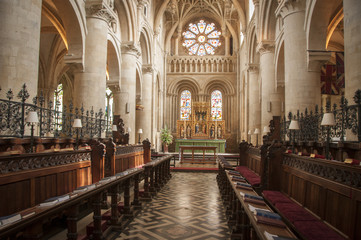 Cathedral, Christchurch College, Oxford University, England