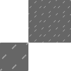 Seamless pattern for Labor Day holiday with text and pattern unit.