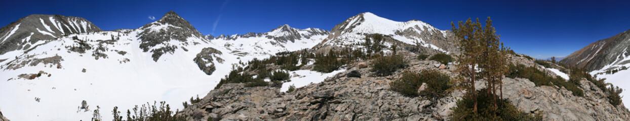 Gable Basin Panorama