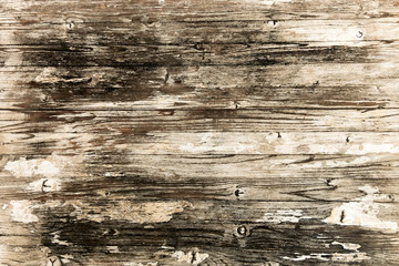 Dark vintage wooden texture as background