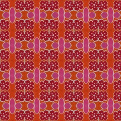 Seamless Textured Pattern Background