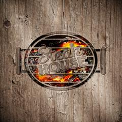 Steakhouse - Typo - Grill Glut Brett