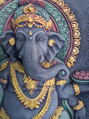 Ganesh Statue Radiates Prestige