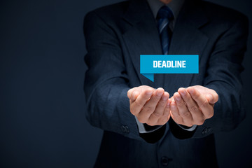 Deadline time management
