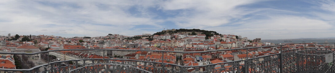 panorama in Portugal