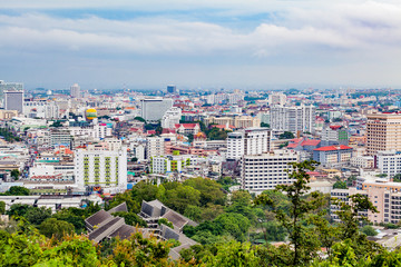 Pattaya,Thailand,View from the top