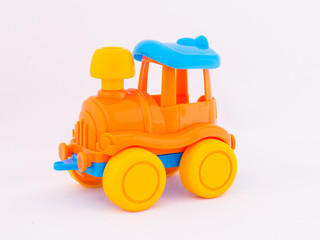 Children's toy locomotive