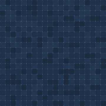 Seamless Abstract Square Pattern. Geometric background. Vector illustration.