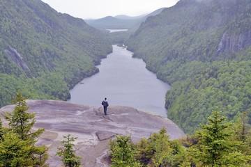 Randonnée pédestre en montagne