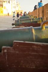 Kanonen in Essaouira