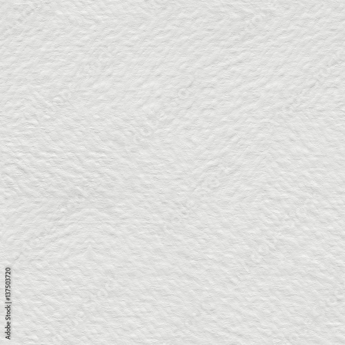 White Paper Texture Seamless Square Background Tile Ready