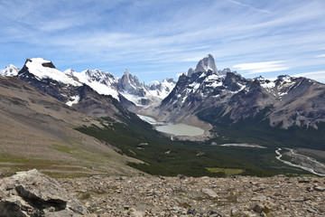Gletscher Perito Moreno in Argentinien
