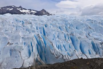 Gletscherspalten Perito Moreno in Argentinien