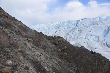 Gletscher Perito Moreno in Patagonien
