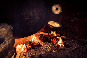 Traditional Cheesemaking And Cooking