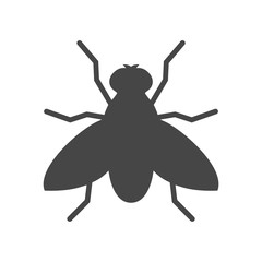 Fly icon - vector Illustration