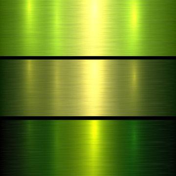 Metal green texture background