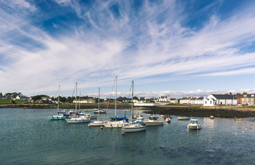 Harbour at Isle of Whithorn