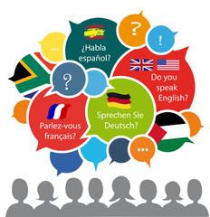 Sprechen Sie...? Sprachen - Integration durch Sprache