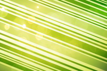 Abstract green background with lens flares. Place for your text