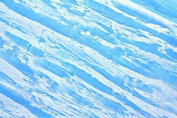 Blue retro venetian plaster background